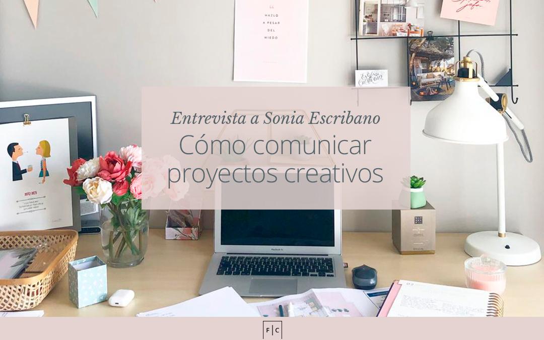 Escribir sobre interiorismo | Entrevista a Sonia Escribano